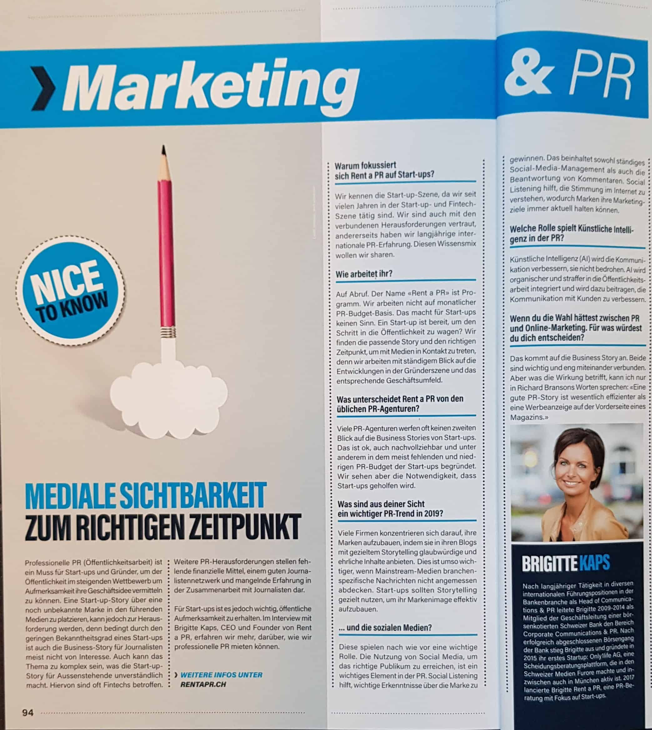 Public Relations - marketing